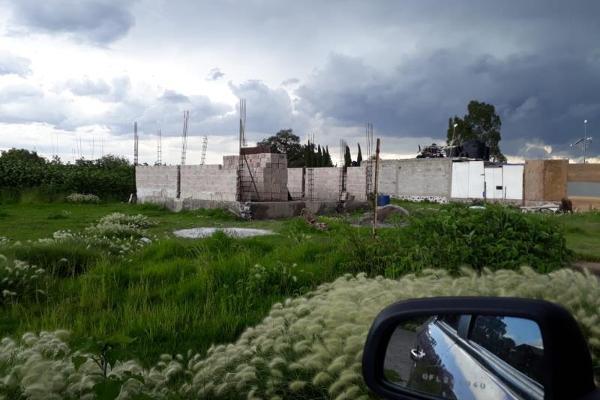 Foto de terreno habitacional en venta en clavel 1, ampliación tezoyuca, tezoyuca, méxico, 5675415 No. 02