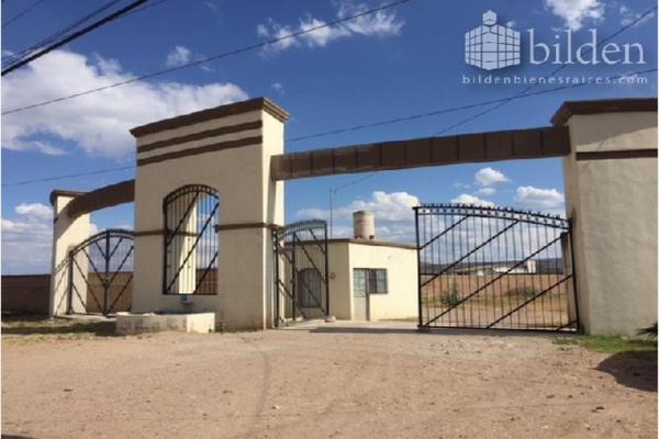 Foto de terreno comercial en venta en sin nombre 1, villa universitaria, durango, durango, 6138335 No. 04