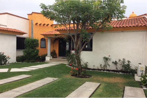 Foto de casa en venta en sin nombre 1000, lomas de cortes, cuernavaca, morelos, 2670054 No. 01