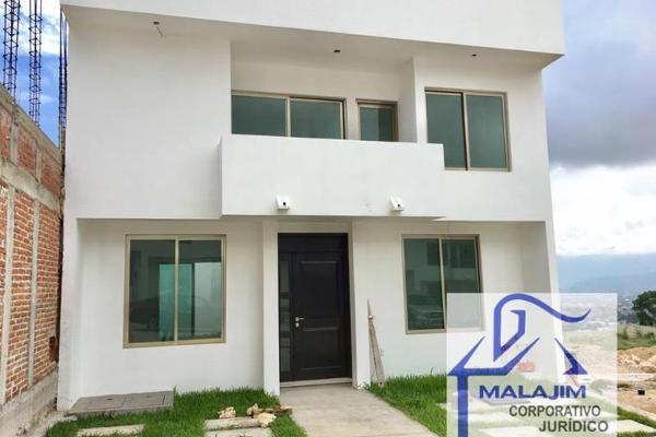 Foto de casa en venta en sin nombre 54, las nubes, tuxtla gutiérrez, chiapas, 3419489 No. 01
