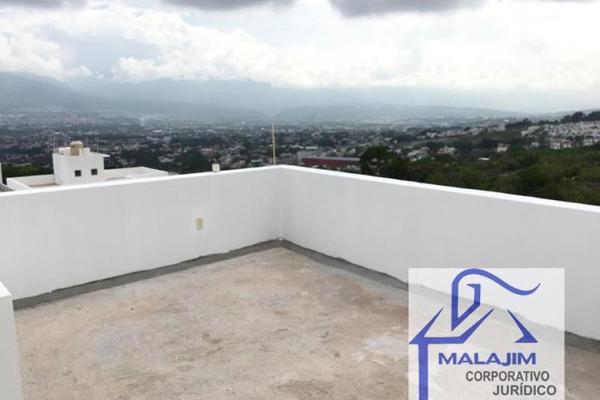 Foto de casa en venta en sin nombre 54, las nubes, tuxtla gutiérrez, chiapas, 3419489 No. 25