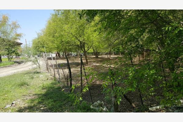 Foto de terreno habitacional en venta en sin nombre l1 1111, los adobes, montemorelos, nuevo león, 5692516 No. 05