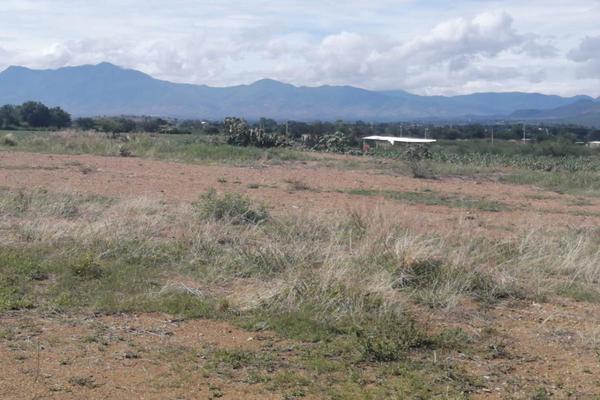 Foto de terreno habitacional en venta en sin nombre , la trinidad, tlalixtac de cabrera, oaxaca, 15234557 No. 02