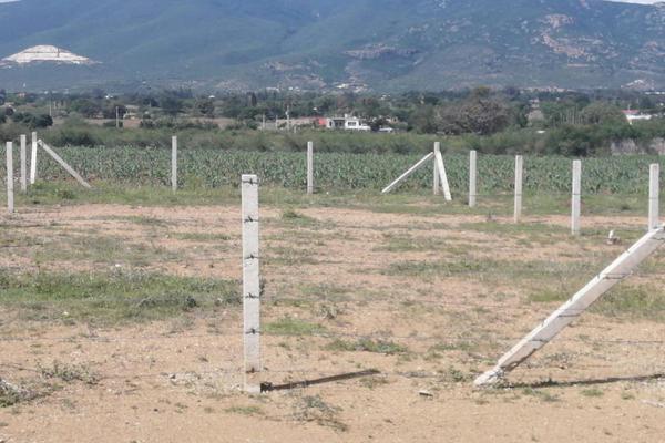 Foto de terreno habitacional en venta en sin nombre , la trinidad, tlalixtac de cabrera, oaxaca, 15234557 No. 06