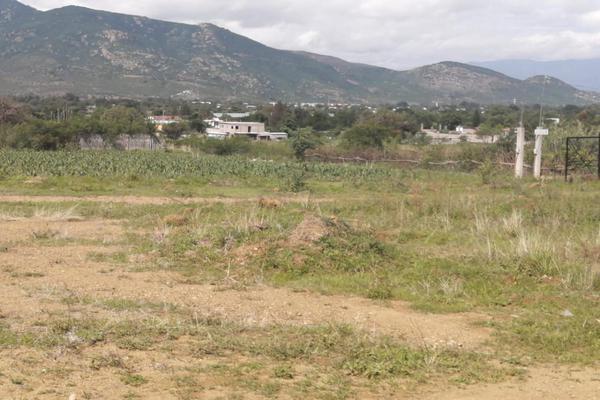 Foto de terreno habitacional en venta en sin nombre , la trinidad, tlalixtac de cabrera, oaxaca, 15234557 No. 08