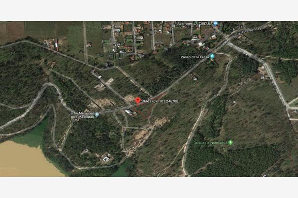 Foto de terreno comercial en venta en sin nombre numero 35 0, la campiña, morelia, michoacán de ocampo, 5879251 No. 01