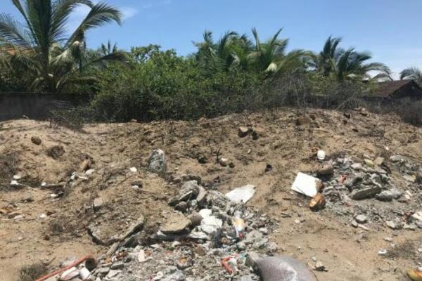 Foto de terreno habitacional en venta en sin nombre , san andrés playa encantada, acapulco de juárez, guerrero, 5390609 No. 02