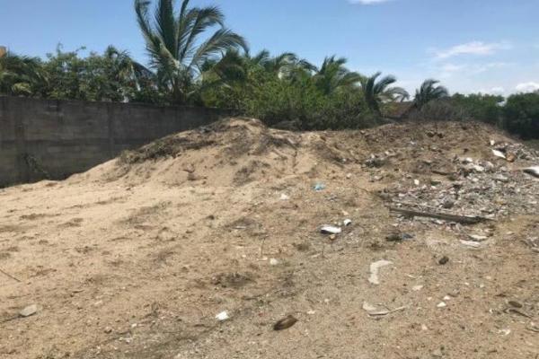 Foto de terreno habitacional en venta en sin nombre , san andrés playa encantada, acapulco de juárez, guerrero, 5390609 No. 03