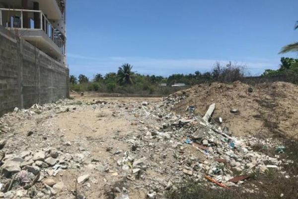 Foto de terreno habitacional en venta en sin nombre , san andrés playa encantada, acapulco de juárez, guerrero, 5390609 No. 04