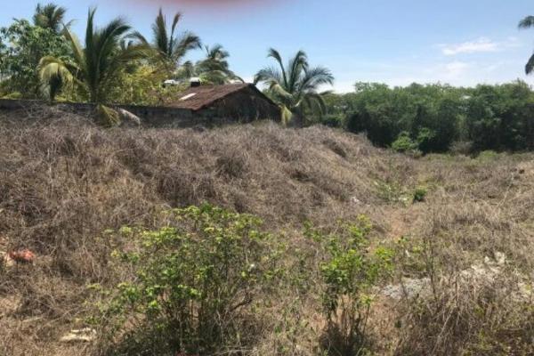 Foto de terreno habitacional en venta en sin nombre , san andrés playa encantada, acapulco de juárez, guerrero, 5390609 No. 05