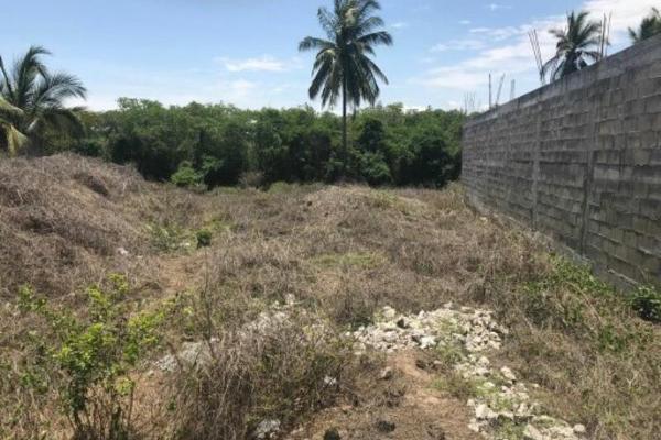 Foto de terreno habitacional en venta en sin nombre , san andrés playa encantada, acapulco de juárez, guerrero, 5390609 No. 06