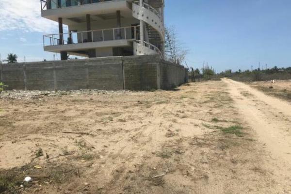 Foto de terreno habitacional en venta en sin nombre , san andrés playa encantada, acapulco de juárez, guerrero, 5390609 No. 08