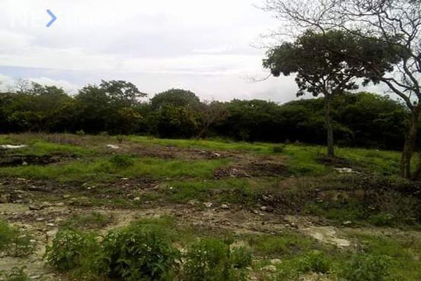 Foto de terreno habitacional en venta en sin nombre , santa inés, berriozábal, chiapas, 7179444 No. 01