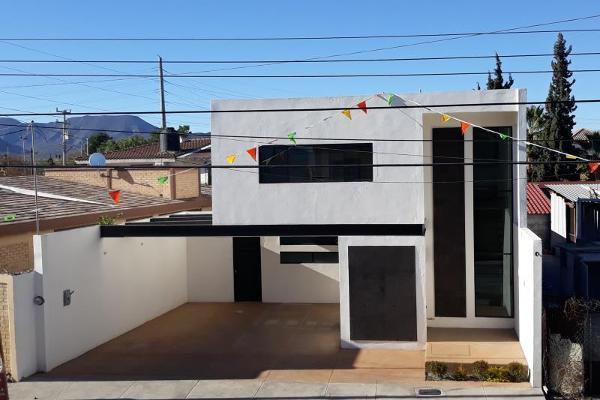 Foto de casa en venta en sin nombre sin numero, del valle, ramos arizpe, coahuila de zaragoza, 6209790 No. 01