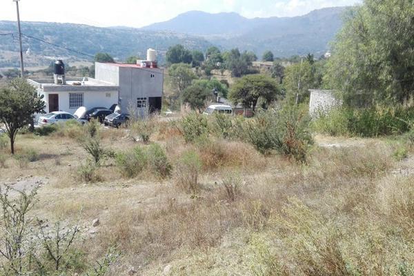 Foto de terreno habitacional en venta en sin nombre , taxhido, tepeji del río de ocampo, hidalgo, 5384170 No. 01