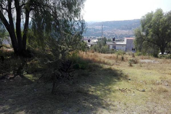 Foto de terreno habitacional en venta en sin nombre , taxhido, tepeji del río de ocampo, hidalgo, 5384170 No. 02
