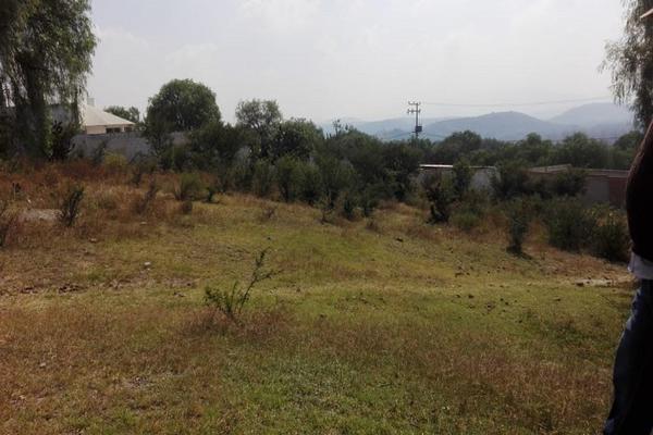 Foto de terreno habitacional en venta en sin nombre , taxhido, tepeji del río de ocampo, hidalgo, 5384170 No. 03