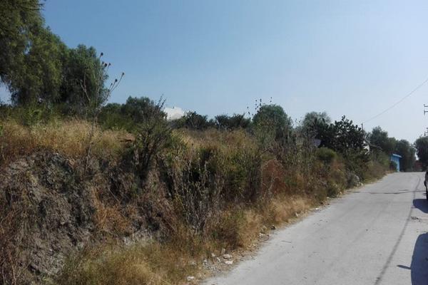 Foto de terreno habitacional en venta en sin nombre , taxhido, tepeji del río de ocampo, hidalgo, 5384170 No. 04