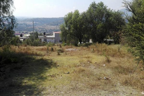 Foto de terreno habitacional en venta en sin nombre , taxhido, tepeji del río de ocampo, hidalgo, 5384170 No. 05