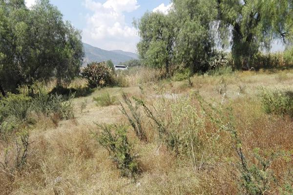 Foto de terreno habitacional en venta en sin nombre , taxhido, tepeji del río de ocampo, hidalgo, 5384170 No. 06