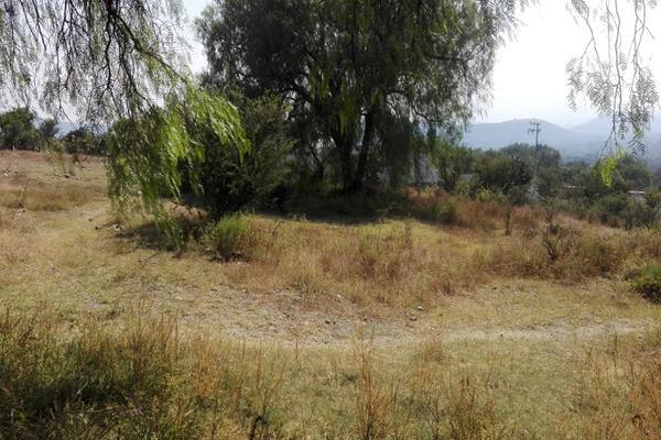 Foto de terreno habitacional en venta en sin nombre , taxhido, tepeji del río de ocampo, hidalgo, 5384170 No. 09