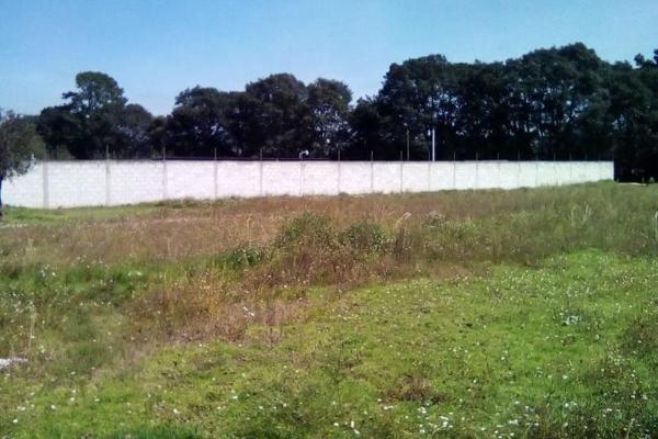 Foto de terreno habitacional en venta en sin nombre , tecola, cuaxomulco, tlaxcala, 6170485 No. 05