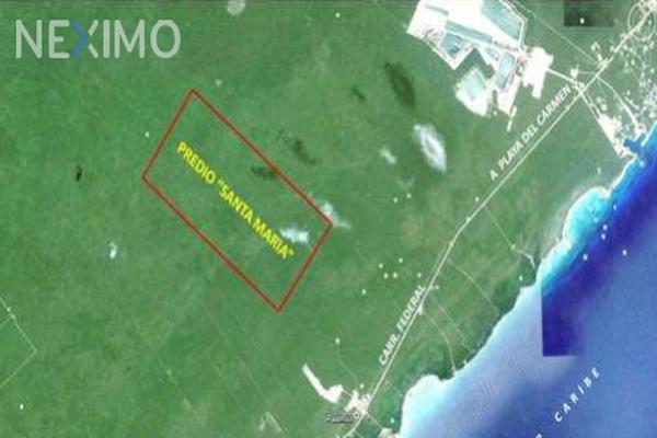 Foto de terreno industrial en venta en sin nombre , villas tulum, tulum, quintana roo, 5910490 No. 01