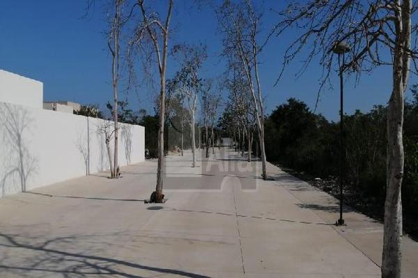 Foto de terreno habitacional en venta en sin nomenclatura , temozon norte, mérida, yucatán, 19635368 No. 02