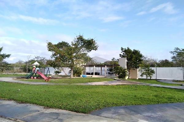 Foto de terreno habitacional en venta en sin nomenclatura , temozon norte, mérida, yucatán, 19635368 No. 05