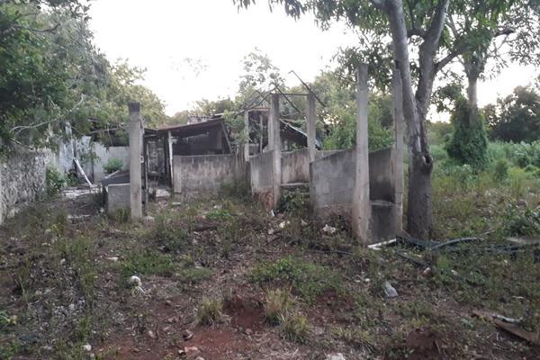 Foto de terreno industrial en venta en sin numero , san jose tzal, mérida, yucatán, 8122265 No. 08