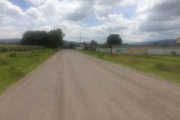 Foto de terreno comercial en venta en sin numero sin numero, santa ana matlavat, aculco, méxico, 5959192 No. 01