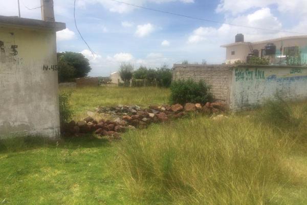 Foto de terreno comercial en venta en sin numero sin numero, santa ana matlavat, aculco, méxico, 5959192 No. 04