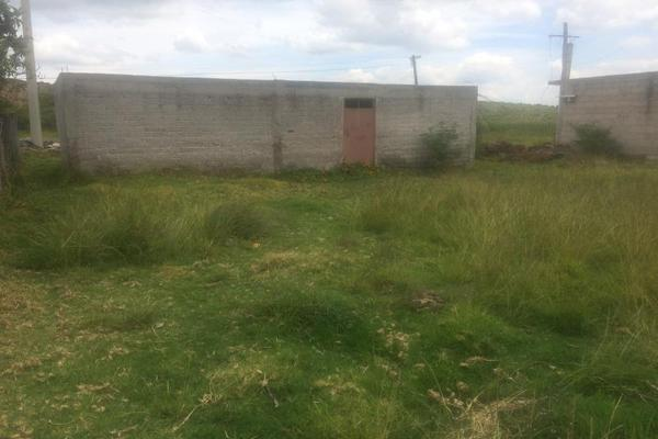 Foto de terreno comercial en venta en sin numero sin numero, santa ana matlavat, aculco, méxico, 5959192 No. 06