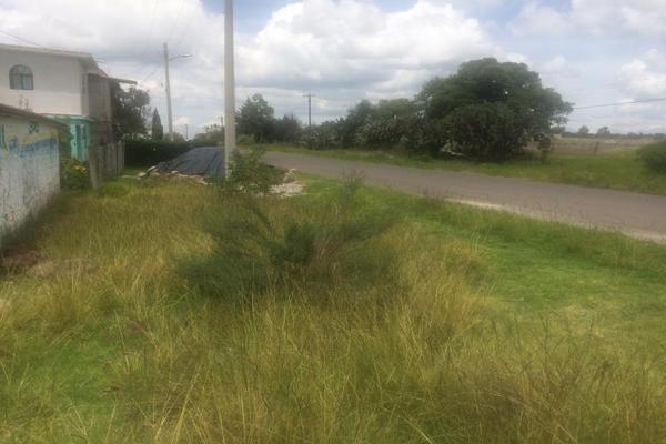 Foto de terreno comercial en venta en sin numero sin numero, santa ana matlavat, aculco, méxico, 5959192 No. 10
