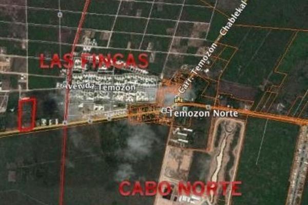 Foto de terreno habitacional en venta en sin número , temozon norte, mérida, yucatán, 0 No. 01