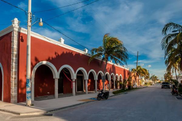 Foto de terreno habitacional en venta en  , sisal, hunucmá, yucatán, 3864722 No. 09