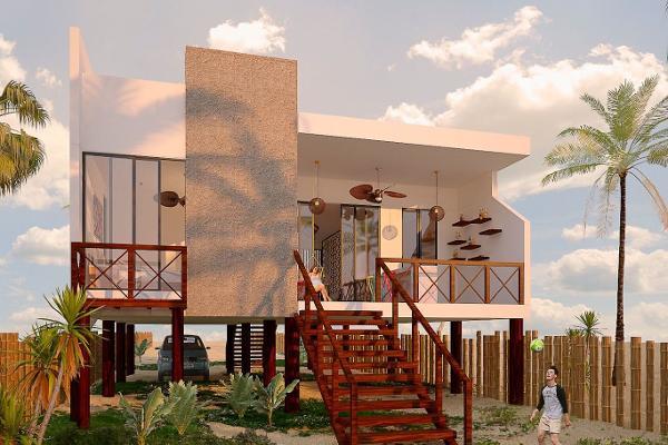 Foto de casa en venta en  , sisal, hunucmá, yucatán, 5688126 No. 01