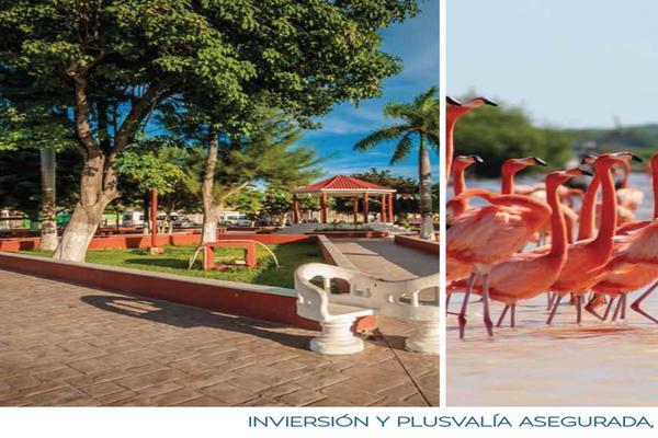 Foto de terreno habitacional en venta en sisál , sisal, hunucmá, yucatán, 10222268 No. 04