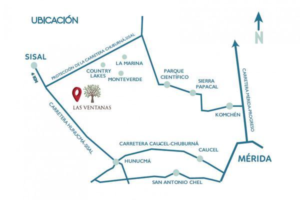 Foto de terreno habitacional en venta en sisál , sisal, hunucmá, yucatán, 10222268 No. 06