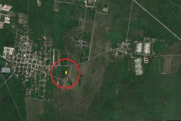 Foto de terreno habitacional en venta en  , sitpach, mérida, yucatán, 14028239 No. 01