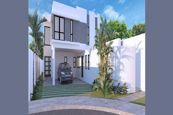 Foto de casa en venta en  , sitpach, mérida, yucatán, 6133457 No. 01