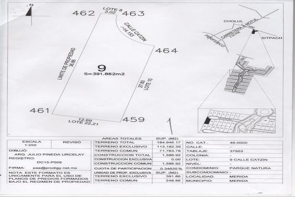 Foto de casa en venta en  , sitpach, mérida, yucatán, 6133457 No. 06
