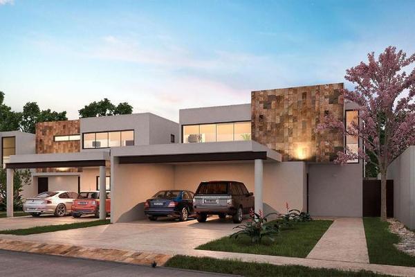 Foto de casa en venta en  , sitpach, mérida, yucatán, 8424052 No. 01