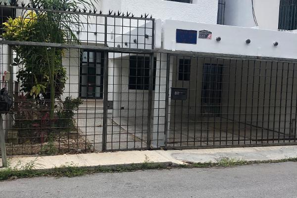 Foto de casa en venta en sm 38 , supermanzana 38, benito juárez, quintana roo, 5416746 No. 01