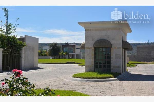 Foto de terreno habitacional en venta en sn 1, los ángeles villas, durango, durango, 13694055 No. 02