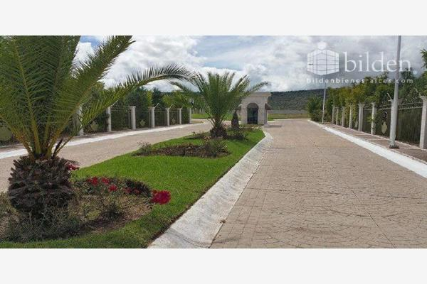 Foto de terreno habitacional en venta en sn 1, los ángeles villas, durango, durango, 13694055 No. 03