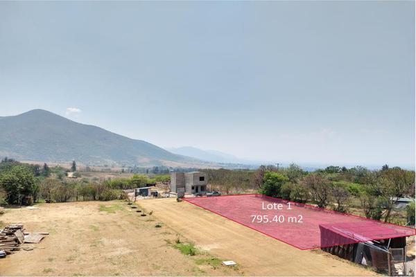 Foto de terreno habitacional en venta en sn 1, san andres huayapam, san andrés huayápam, oaxaca, 14991234 No. 01