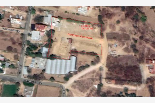 Foto de terreno habitacional en venta en sn 1, san andres huayapam, san andrés huayápam, oaxaca, 14991238 No. 04