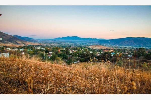 Foto de terreno habitacional en venta en sn 1, san andres huayapam, san andrés huayápam, oaxaca, 15244007 No. 01