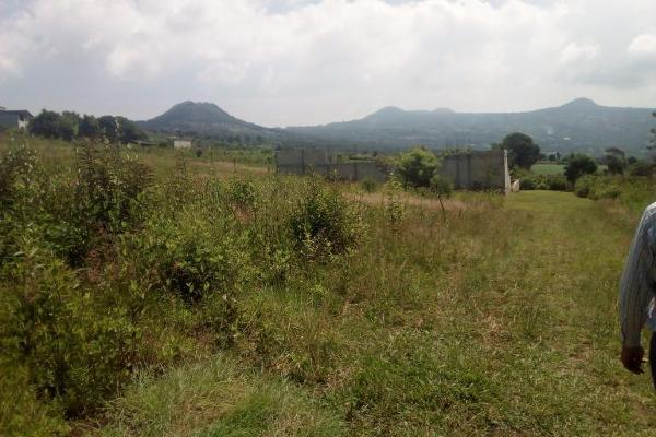 Foto de terreno habitacional en venta en sn 1, santa bárbara, atlatlahucan, morelos, 8876212 No. 01
